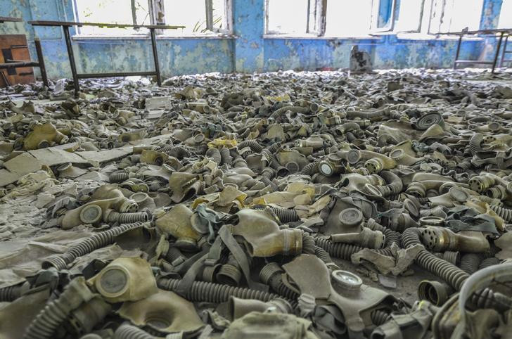 Фото №1 - Чернобыль: 3 важные книги о трагедии