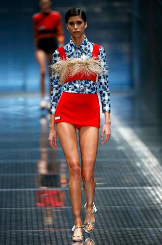Фото №8 - 10 весенних трендов с Недели моды в Милане