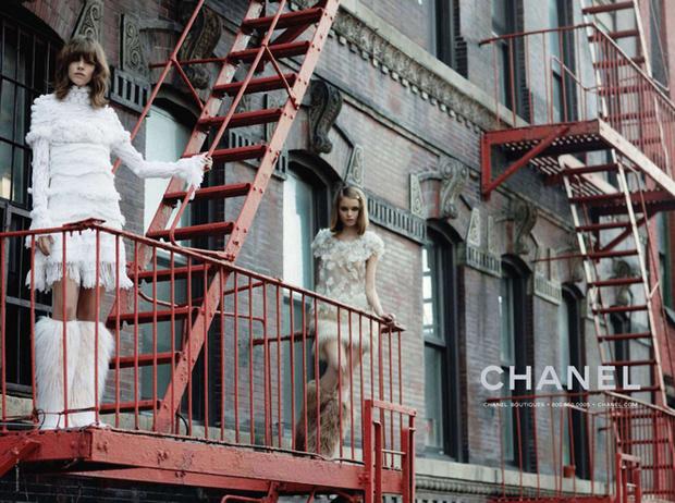 Фото №47 - Амбассадоры Карла: самые яркие посланницы Chanel