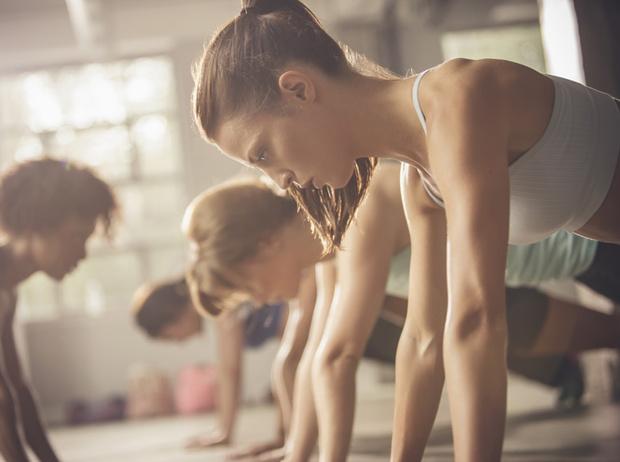 Фото №2 - Самые эффективные упражнения для красоты рук