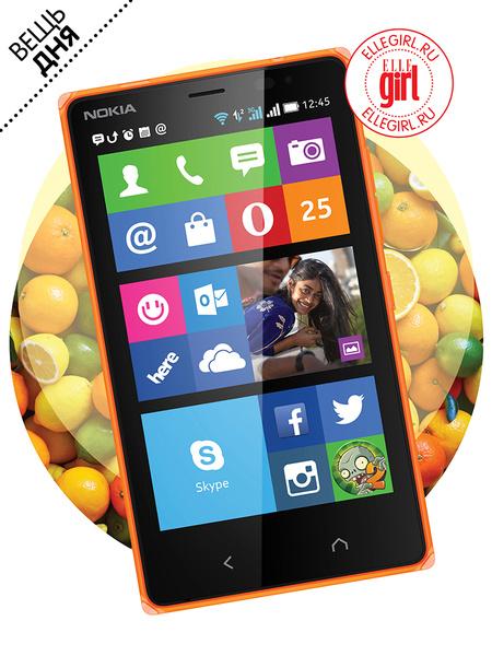 Фото №1 - Вещь дня: Смартфон Nokia X2 Dual Sim
