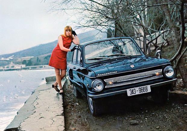 Фото №1 - 18 прозвищ автомобилей из СССР