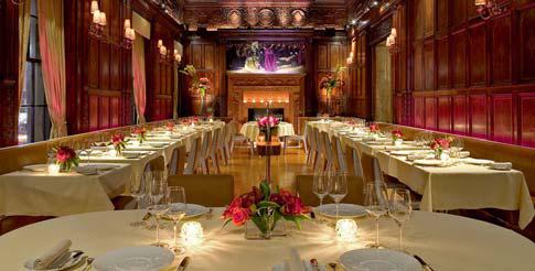 Фото №1 - Ресторан Gilt в отеле New York Palace. Нью-Йорк.