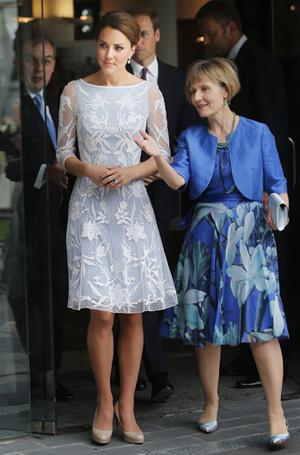 Фото №86 - Любимые бренды одежды герцогини Кембриджской
