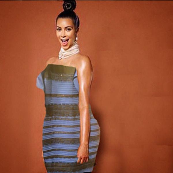 Фото №3 - Как одно платье свело интернет с ума?