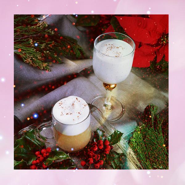 Фото №1 - Рождество в стакане: 3 рецепта самого праздничного напитка— эгг-нога