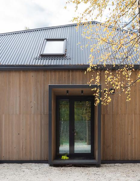 Фото №13 - Современная архитектура: деревянный дом 134 м² в Сибири