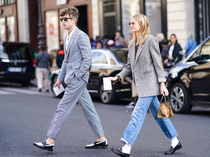 Фото №4 - Лоферы, мюли и другие виды самой удобной обуви для девушек