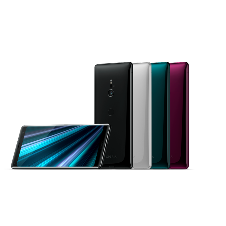 Фото №2 - Sony Mobile объявляет о старте предзаказа на смартфон Xperia XZ3 в России
