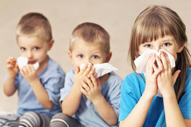 Аллергический насморк у ребенка симптомы и лечение, аллергический насморк у грудничка
