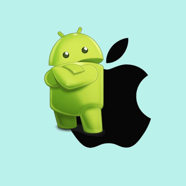 Фото №1 - Баттл: Android или iOs?