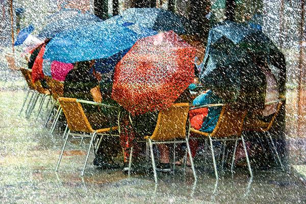 Фото №1 - Дождь не пахнет