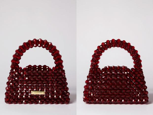 Фото №1 - Red spring: сумка ручной работы Madame Chatelet