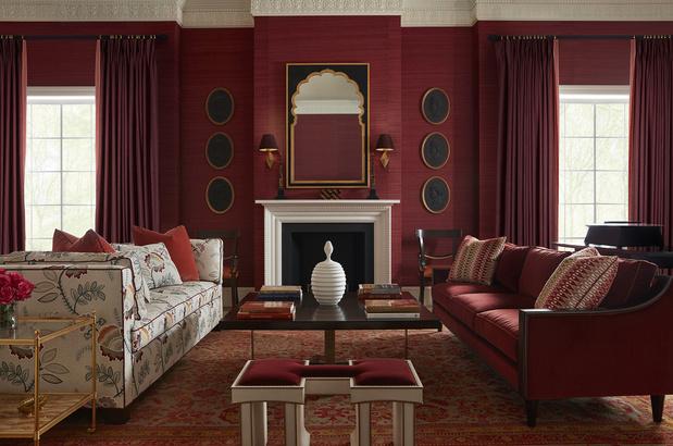 Фото №2 - Коллекция мебели Алексы Хэмптон для Theodore Alexander