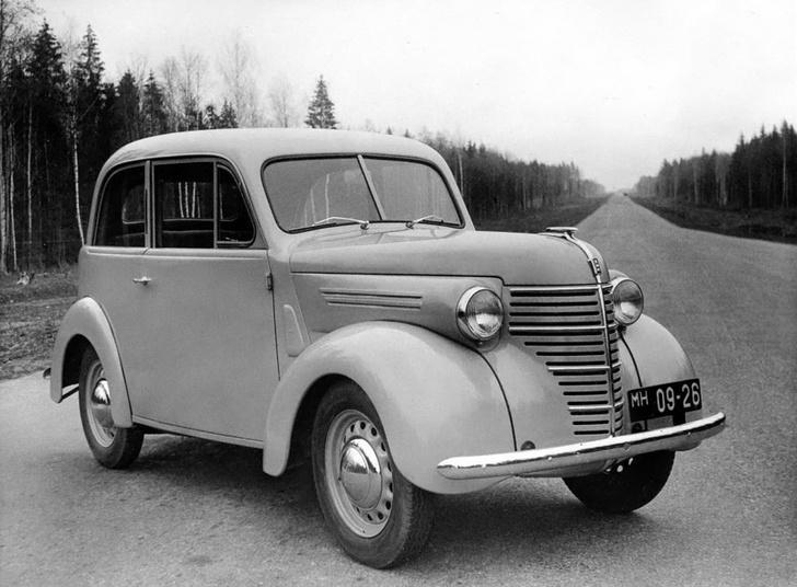 Фото №2 - 7 нескучных фактов об автомобиле «Москвич» ко дню его рождения