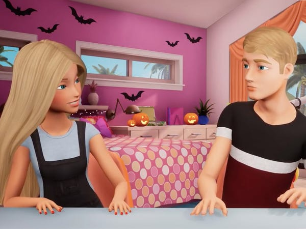 Фото №13 - Это вам не игрушки: захватывающая история любви Барби и Кена