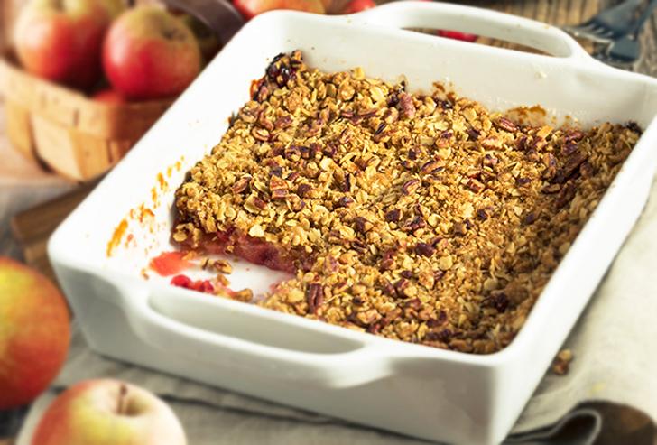 Фото №7 - Яблочный Спас: 6 рецептов с яблоками на любой вкус
