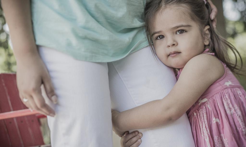 «Моя дочь ко мне слишком привязана— и это очень мешает»