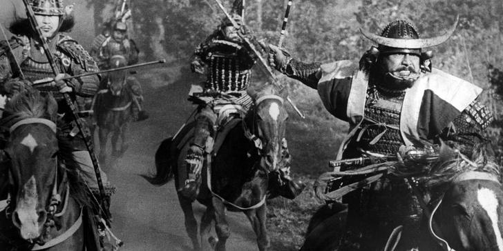 Фото №8 - 8 обязательных фильмов о самураях