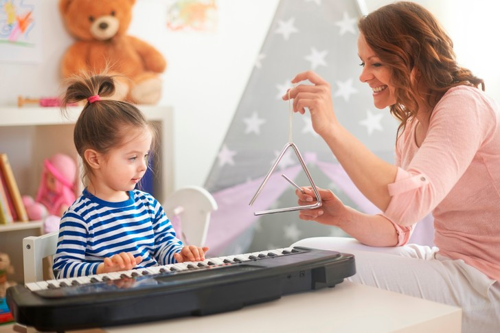 Фото №1 - 7 советов, как развить музыкальный слух у ребенка