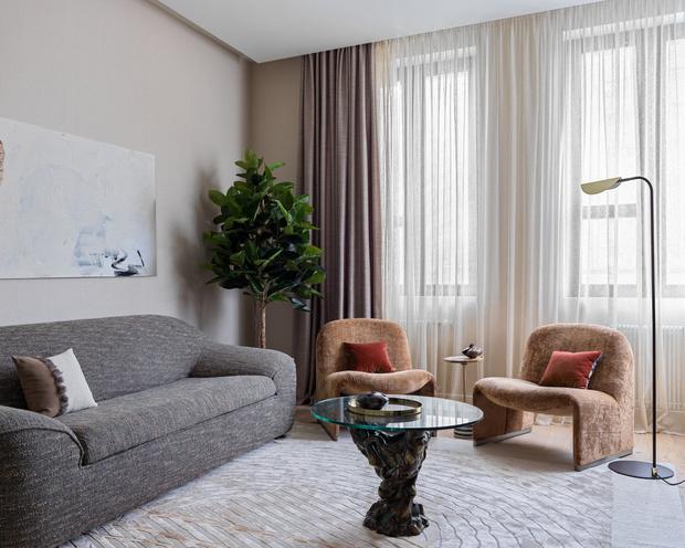 Фото №1 - Квартира 87 м² для инстаграм-блогера в Москве