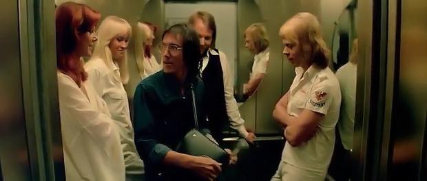Кадр из австралийского фильма «ABBA: Фильм» (1977).