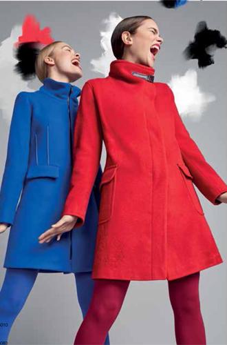 Фото №14 - Модная эклектика в новой осенне-зимней коллекции Desigual