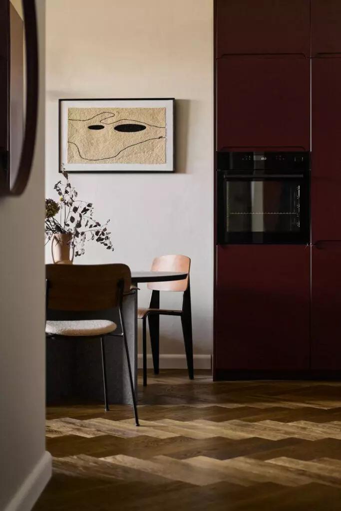 Фото №3 - Квартира в Варшаве с приглушенными цветовыми акцентами
