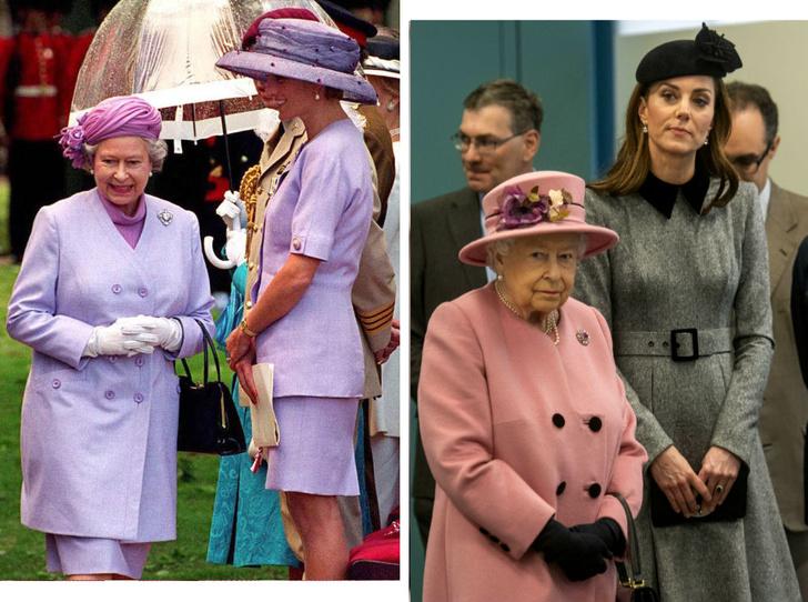 Фото №1 - Главная причина, почему Кейт смогла адаптироваться к жизни при дворе, а Диана нет