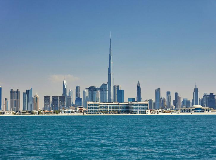 Фото №1 - Уик-энд в Дубае: пять причин остановиться в отеле Mandarin Oriental Jumeira