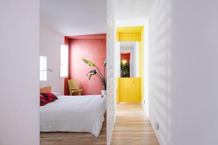 Фото №8 - Яркая квартира в Мадриде