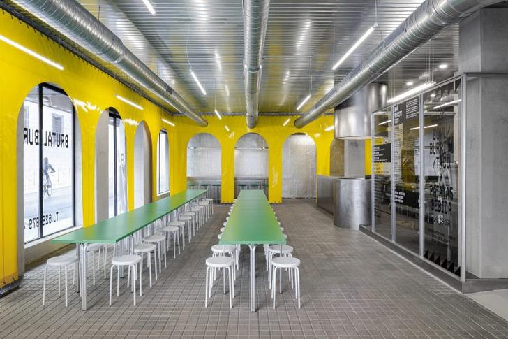 Фото №1 - Ресторан быстрого питания в Мадриде