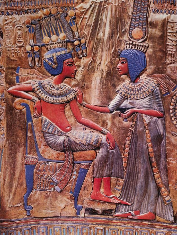 Фото №4 - «Умер и был похоронен»: жизнь, смерть и неразгаданные тайны Тутанхамона