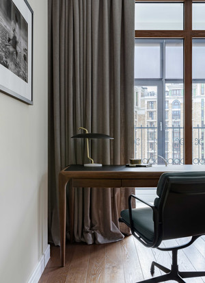 Фото №9 - Брутальная квартира для молодого холостяка 96 м²