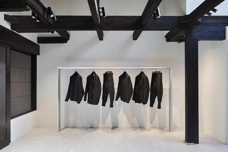 Фото №6 - Новый бутик Issey Miyake в Киото по проекту Токудзина Йосиоки