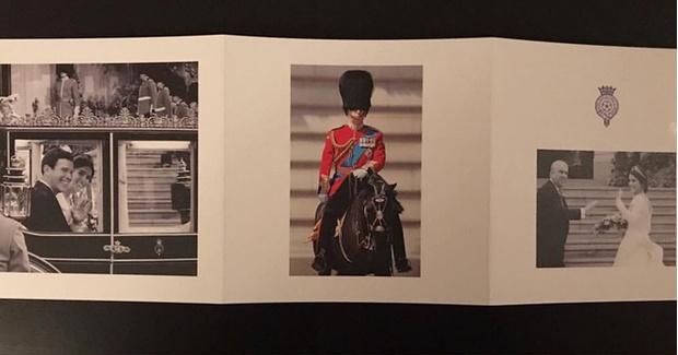 Фото №5 - Самые удачные (и долгожданные) рождественские королевские открытки 2018 года