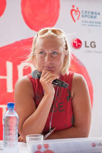 Фото №5 - Звезды поддержали донорство на Селигере свои примером