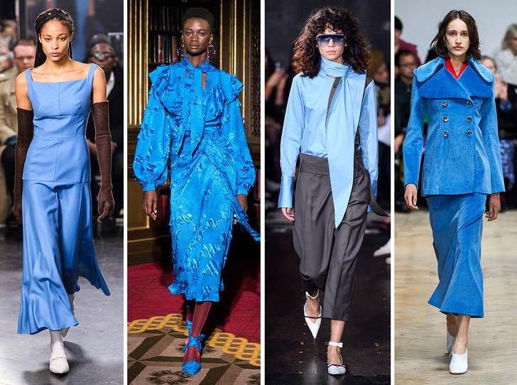 Фото №7 - 10 трендов осени и зимы 2019/20 с Недели моды в Лондоне