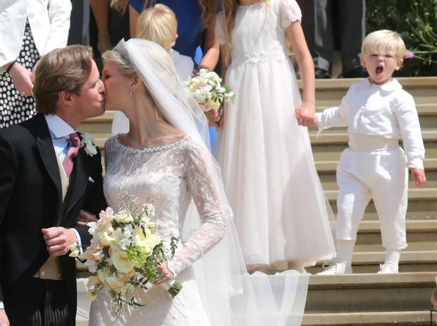 Фото №10 - 6 главных фактов о свадьбе Леди Габриэллы Виндзор и Томаса Кингстона