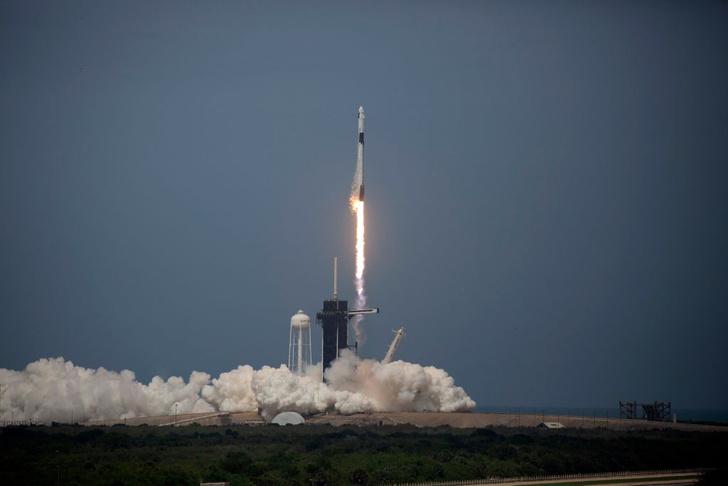 Фото №6 - На ракетной тяге: как SpaceX стала ведущей частной космической компанией