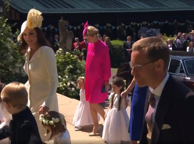 Фото №46 - Свадьба Меган Маркл и принца Гарри: как это было (видео, фото, комментарии)
