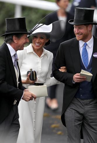 Фото №2 - Меган Маркл на Royal Ascot: что нужно знать о самых красивых королевских скачках года