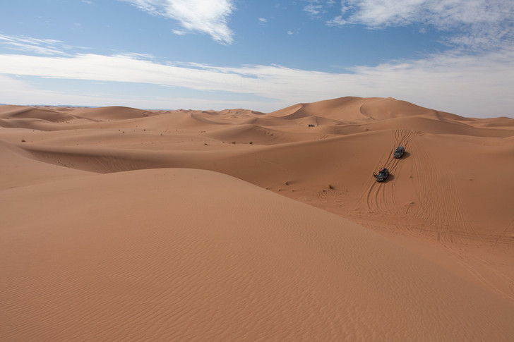 Фото №10 - Renault Duster: до Сахары подбросишь?