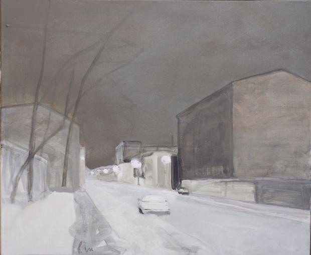 Фото №1 - Выставка Владимира Шинкарева на «Винзаводе»