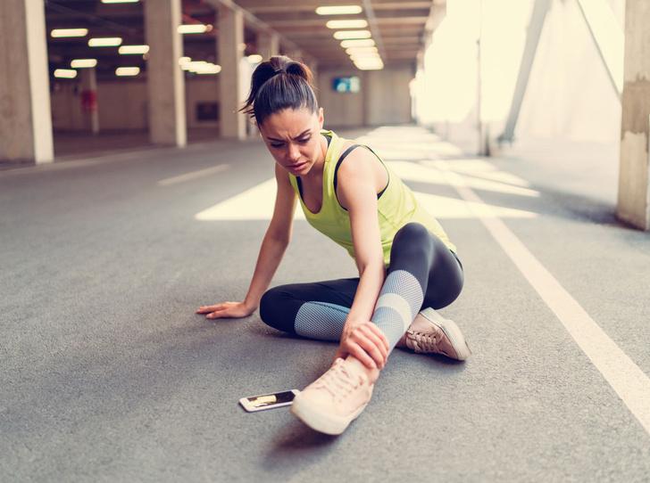 Фото №1 - Как избежать травм при занятиях спортом