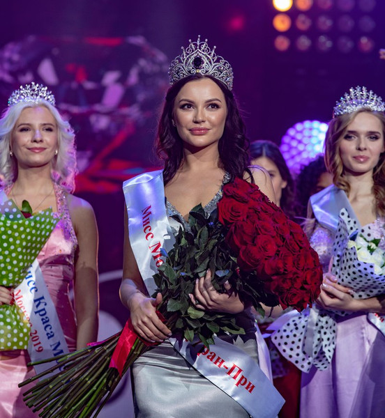 Победительница прошлого года Владлена Богомолова