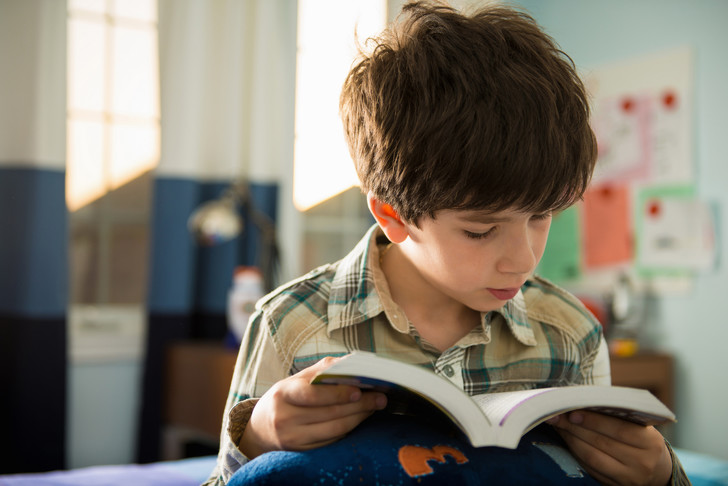 Фото №1 - Названы страны с самыми читающими детьми