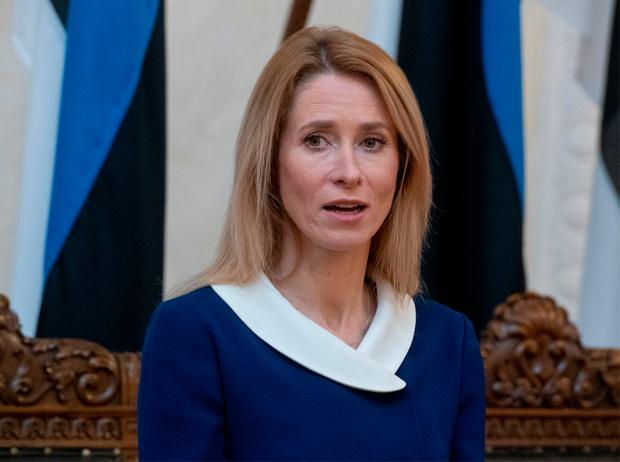 Фото №1 - 5 фактов о Кае Каллас— первой женщине, ставшей премьер-министром Эстонии