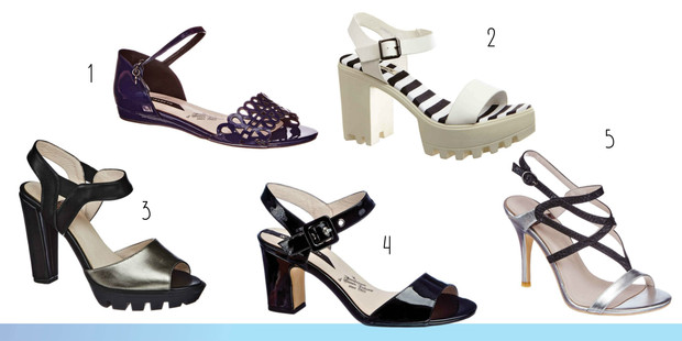 Фото №1 - Топ-10: Обувь на выпускной от BETSY