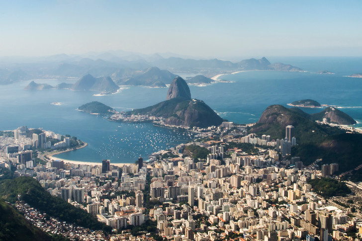 Фото №1 - «Город Бога»: 5 головокружительных видов Рио-де-Жанейро